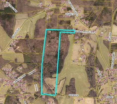 66 acres Matheson Road, Taylorsville, NC 28681 (#3566950) :: Stephen Cooley Real Estate Group