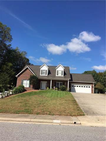 1001 Turnberry Street NE, Lenoir, NC 28645 (#3566973) :: Scarlett Property Group