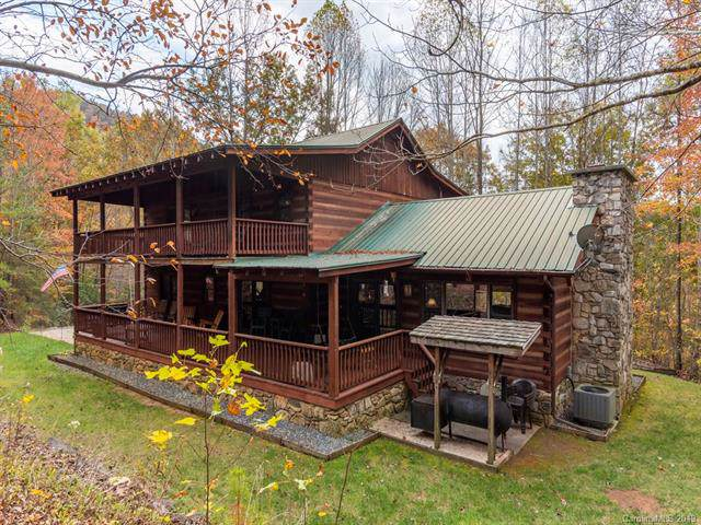 255 Pine View Road, Bryson City, NC 28713 (#3567080) :: Zanthia Hastings Team