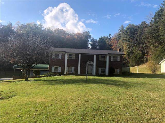 501 Georgetown Road, Lenoir, NC 28645 (#3567091) :: Stephen Cooley Real Estate Group
