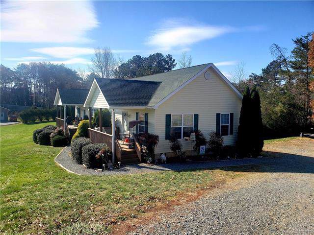 21 Clayton Drive, Weaverville, NC 28787 (#3567107) :: Keller Williams Professionals