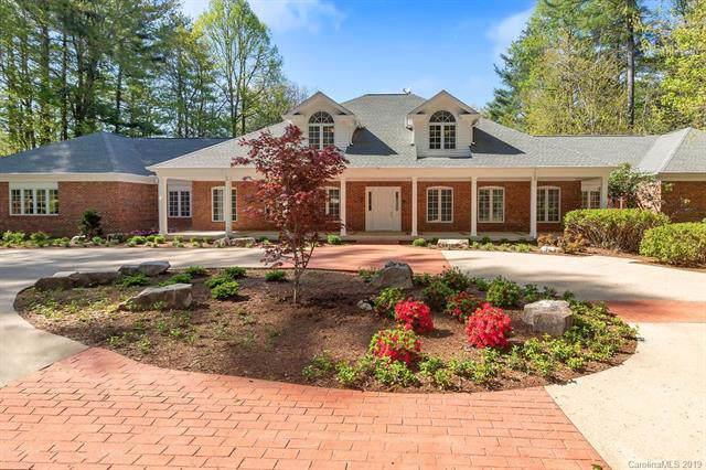 61 Ashton Lane, Brevard, NC 28712 (#3567221) :: Carlyle Properties