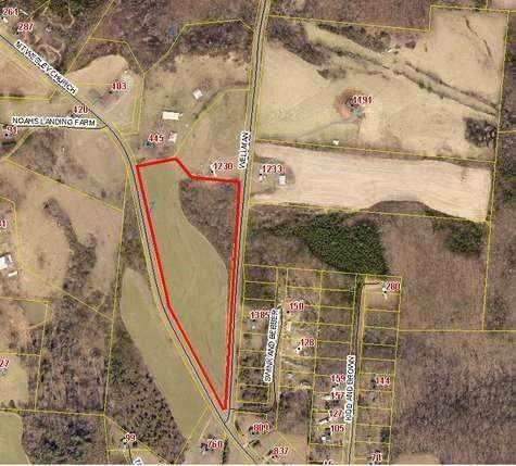 13.67 acres Mt. Wesley Church Road, Hiddenite, NC 28636 (#3567225) :: Carlyle Properties