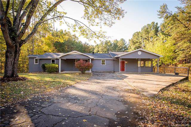 1257 Coopers Gap Road, Mill Spring, NC 28756 (#3567233) :: Keller Williams South Park