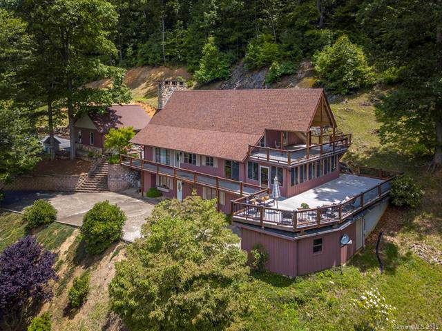 84 4 Three Quarter Creek, Burnsville, NC 28714 (#3567292) :: Stephen Cooley Real Estate Group
