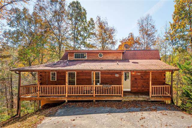 140 Bunting Lane, Lake Lure, NC 28746 (#3567310) :: Miller Realty Group