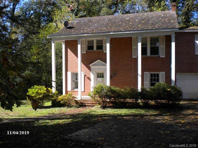 111 E Catawba Street, Morganton, NC 28655 (#3567315) :: High Performance Real Estate Advisors