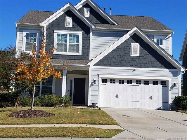 316 Hawks Creek Parkway, Fort Mill, SC 29708 (#3567338) :: Carolina Real Estate Experts