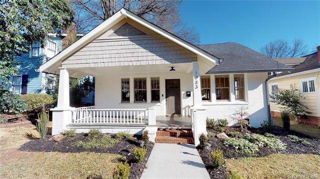 1933 Bay Street, Charlotte, NC 28204 (#3567367) :: Stephen Cooley Real Estate Group