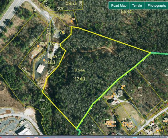 95 Kim Thickets Road, Spruce Pine, NC 28777 (#3567394) :: Charlotte Home Experts