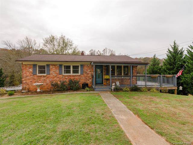 718 Justice Ridge Road, Candler, NC 28715 (#3567448) :: Charlotte Home Experts