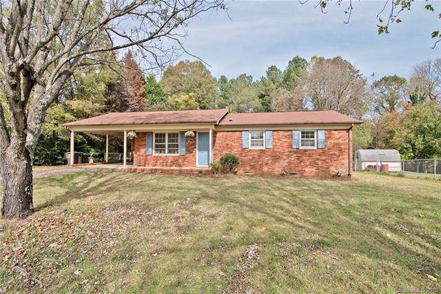612 Old Mountain Road, Statesville, NC 28677 (#3567488) :: MartinGroup Properties