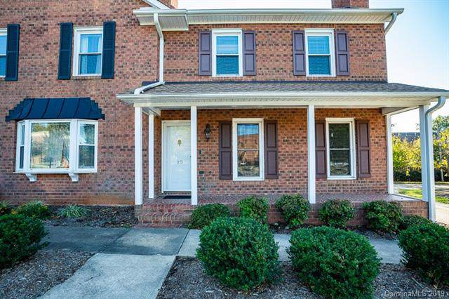 817 Mitchell Avenue 2D, Salisbury, NC 28144 (MLS #3567536) :: RE/MAX Impact Realty
