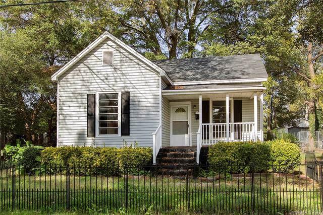218 S Hoskins Road, Charlotte, NC 28208 (#3567549) :: Carlyle Properties