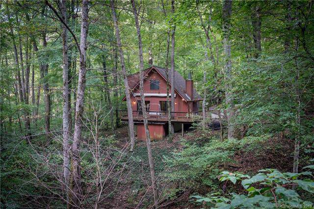 33 Fernbrook Road, Maggie Valley, NC 28751 (#3567628) :: Carlyle Properties