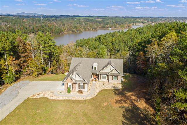 1344 Sunset Point Drive, Connelly Springs, NC 28612 (#3567642) :: Rinehart Realty