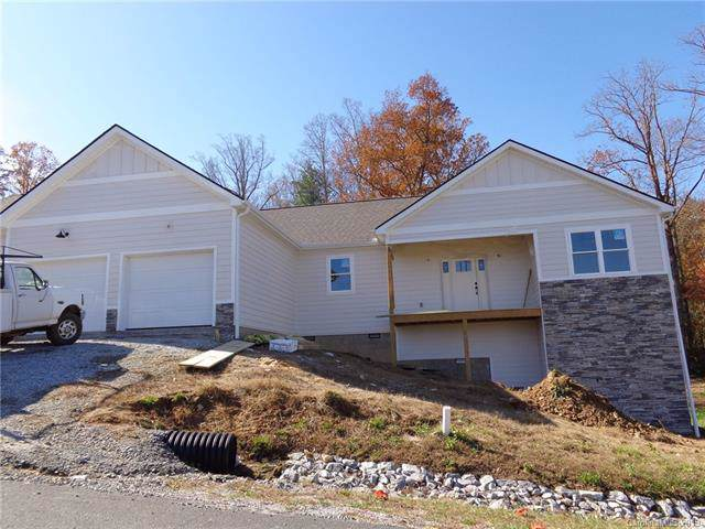 669 Blacksmith Run Drive #118, Hendersonville, NC 28792 (#3567650) :: Miller Realty Group