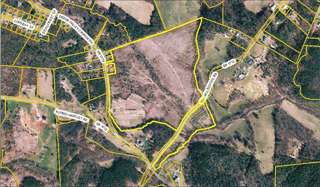N/A Cedar Valley Church Road, Lenoir, NC 28645 (#3567686) :: Stephen Cooley Real Estate Group