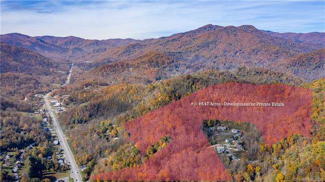 9999 Spy Rock Road, Waynesville, NC 28785 (#3567695) :: Carlyle Properties