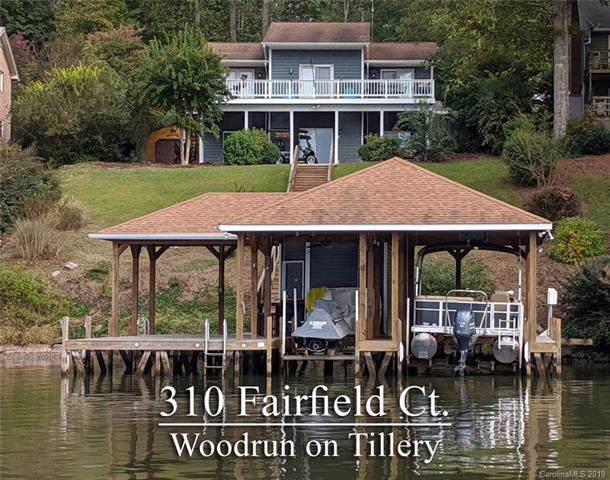 310 Fairfield Court, Mount Gilead, NC 27306 (#3567704) :: BluAxis Realty