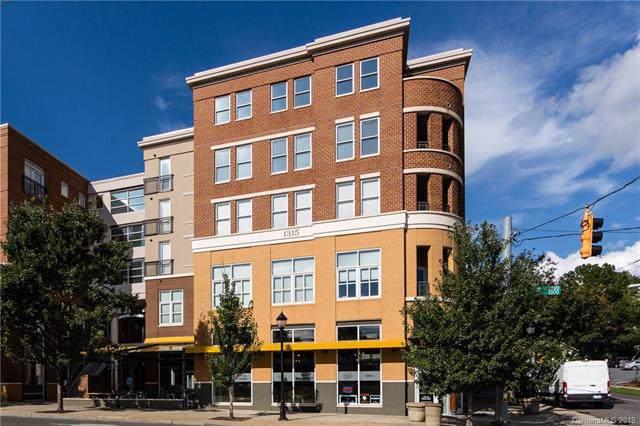 1315 E East Boulevard E #537, Charlotte, NC 28203 (#3567707) :: Carlyle Properties