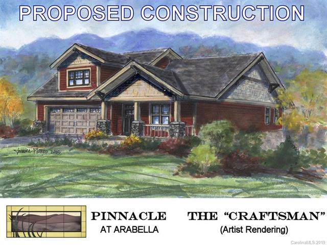 15 Craftsman Overlook Ridge, Arden, NC 28704 (#3567837) :: Carlyle Properties