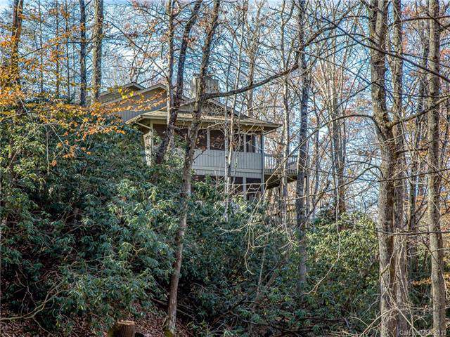 101 Dundee Lane, Pisgah Forest, NC 28768 (#3567854) :: Roby Realty