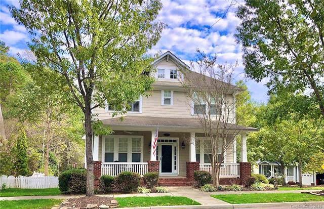 110 O Henry Avenue, Davidson, NC 28036 (#3567861) :: Sellstate Select