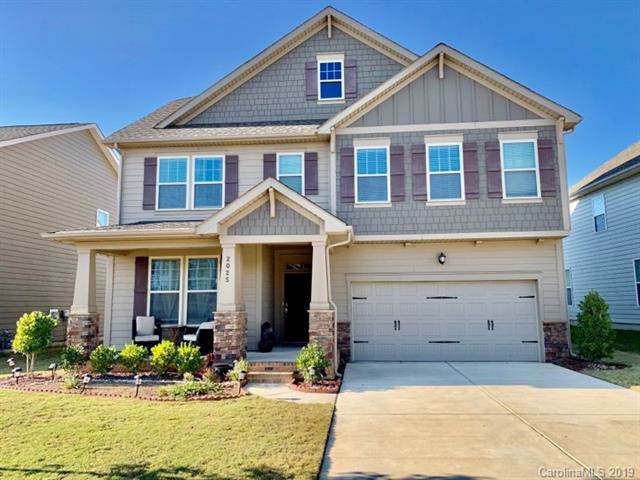 2025 Union Grove Lane, Indian Trail, NC 28079 (#3567899) :: Carlyle Properties