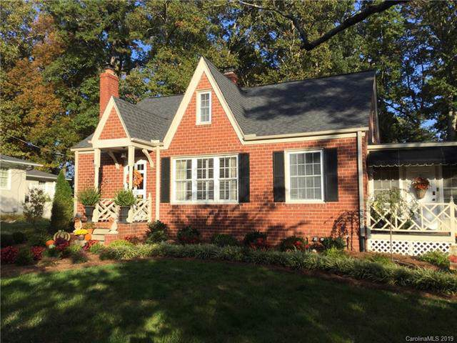 125 W Colonial Drive, Salisbury, NC 28144 (#3567928) :: The Andy Bovender Team
