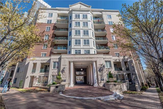 300 5th Street #449, Charlotte, NC 28202 (#3567962) :: High Performance Real Estate Advisors