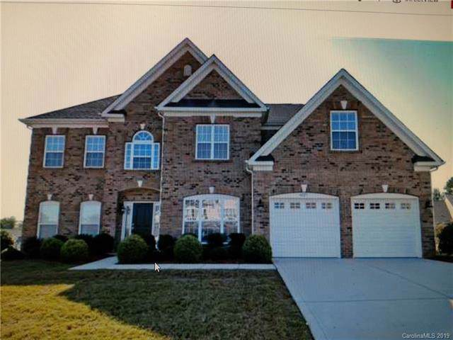 4825 Benhill Drive, Harrisburg, NC 28075 (#3567971) :: Team Honeycutt
