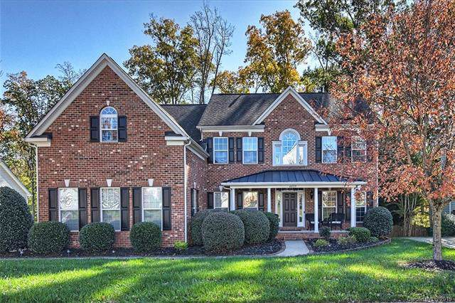 4037 Amber Leigh Way Drive, Charlotte, NC 28269 (#3568054) :: Stephen Cooley Real Estate Group
