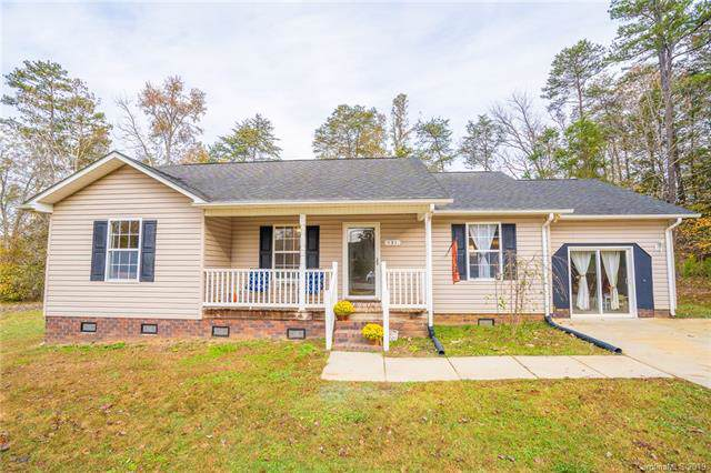131 Goodson Acres Drive, Salisbury, NC 28147 (#3568095) :: Roby Realty