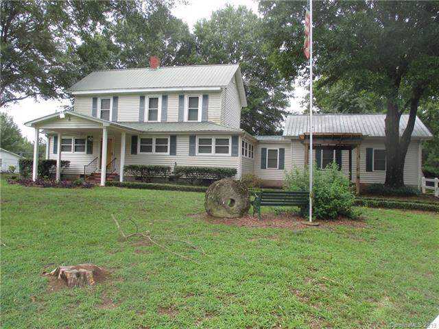 858 Haywood Road, Mount Gilead, NC 27306 (#3568102) :: RE/MAX RESULTS