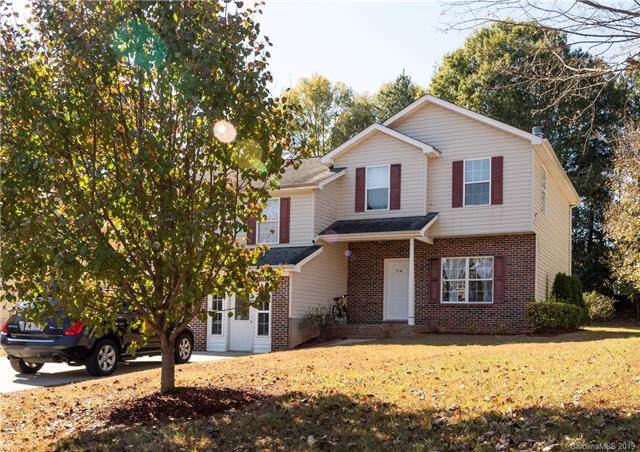 714 Berkshire Drive #6, Statesville, NC 28677 (#3568103) :: RE/MAX RESULTS