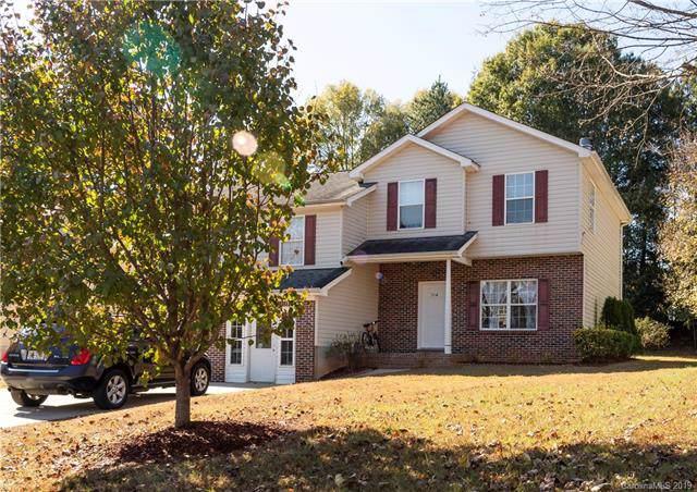 714 Berkshire Drive #6, Statesville, NC 28677 (#3568103) :: Keller Williams South Park