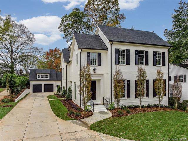 1416 Scotland Avenue, Charlotte, NC 28207 (#3568126) :: Zanthia Hastings Team