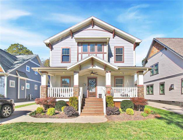 2917 Virginia Avenue, Charlotte, NC 28205 (#3568218) :: High Performance Real Estate Advisors