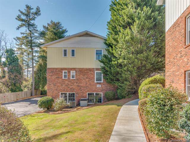 430 Golf View Condo Lane 4-B, Hendersonville, NC 28739 (#3568268) :: MOVE Asheville Realty