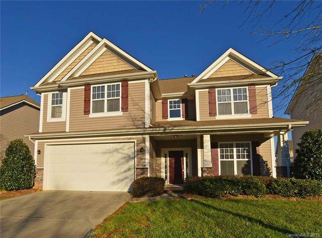 4008 Magna Lane, Indian Trail, NC 28079 (#3568289) :: Team Honeycutt