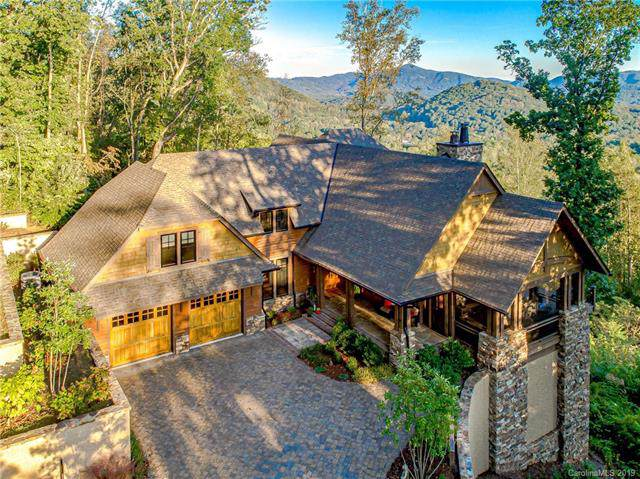 14 Clear Fork Lane, Fairview, NC 28730 (#3568295) :: MartinGroup Properties