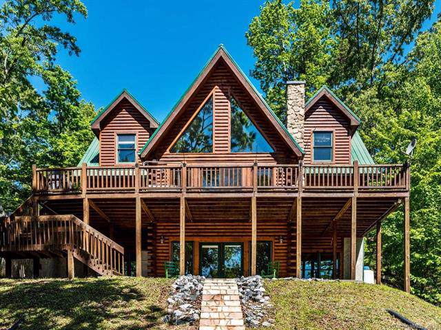 445 Swans Way, Lake Lure, NC 28746 (MLS #3568298) :: RE/MAX Journey