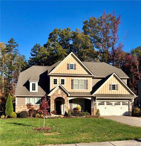 3408 Oscar Drive, Matthews, NC 28105 (#3568321) :: Keller Williams Biltmore Village