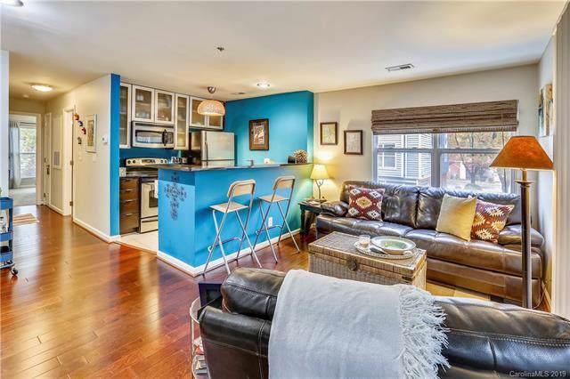 525 N Graham Street 2A, Charlotte, NC 28202 (#3568364) :: High Performance Real Estate Advisors