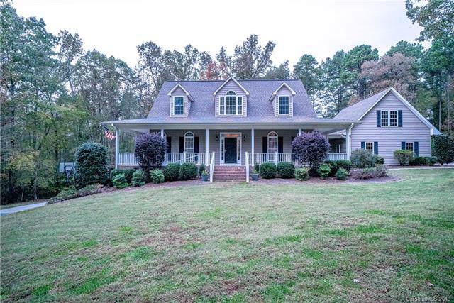 12757 Saint Martin Road, Oakboro, NC 28129 (#3568385) :: Stephen Cooley Real Estate Group