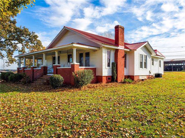 7405 Houser Farm Road, Vale, NC 28168 (#3568391) :: Miller Realty Group