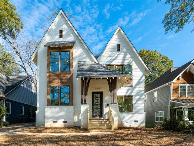 2625 Chesterfield Avenue, Charlotte, NC 28205 (#3568418) :: Mossy Oak Properties Land and Luxury