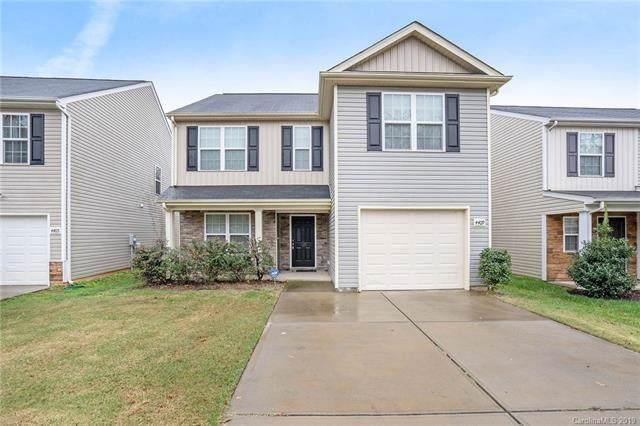 4409 Esmeralda Drive, Charlotte, NC 28269 (#3568430) :: Carlyle Properties