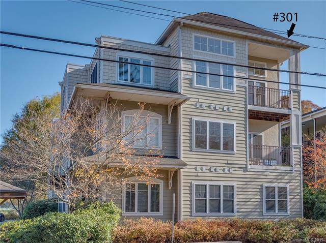 64 Clingman Avenue #301, Asheville, NC 28801 (#3568448) :: Robert Greene Real Estate, Inc.